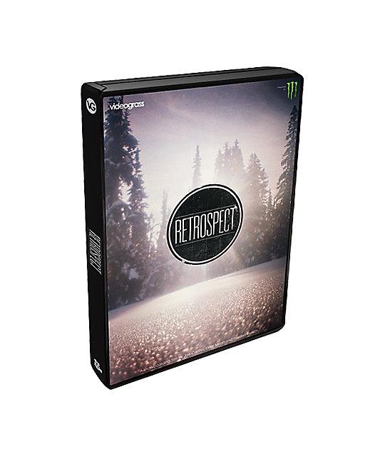 Videograss Retrospect Snowboarding DVD