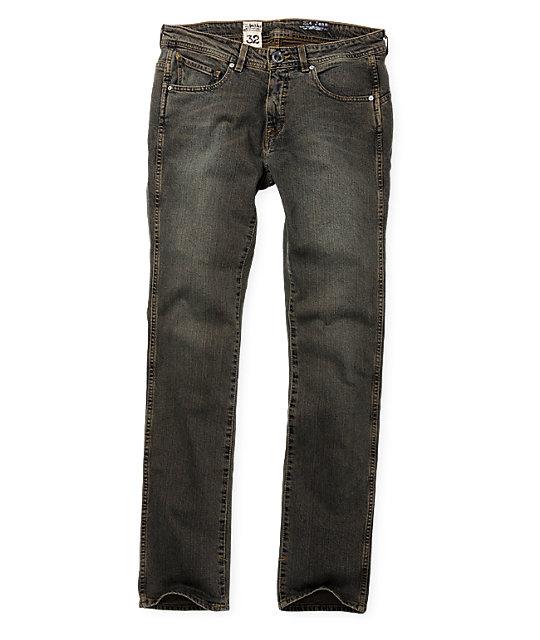 Volcom 2X4 Ash Denim Jeans