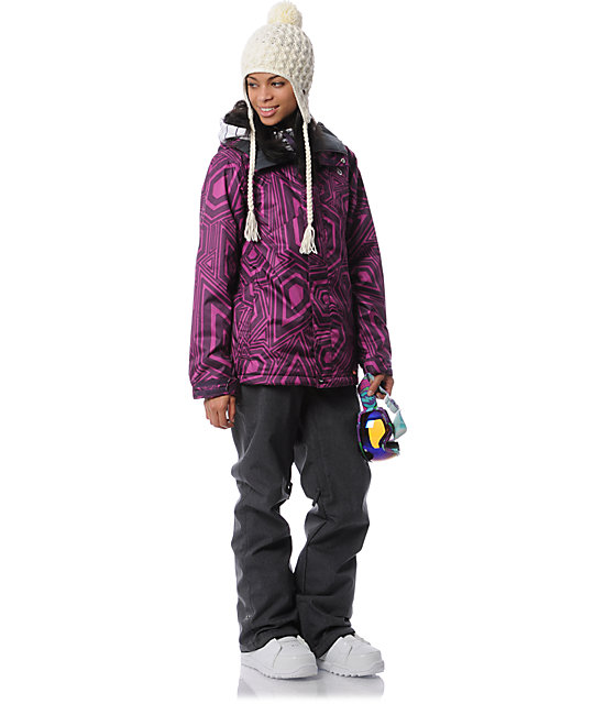 Volcom Ayers Stone Culture Snowboard Jacket