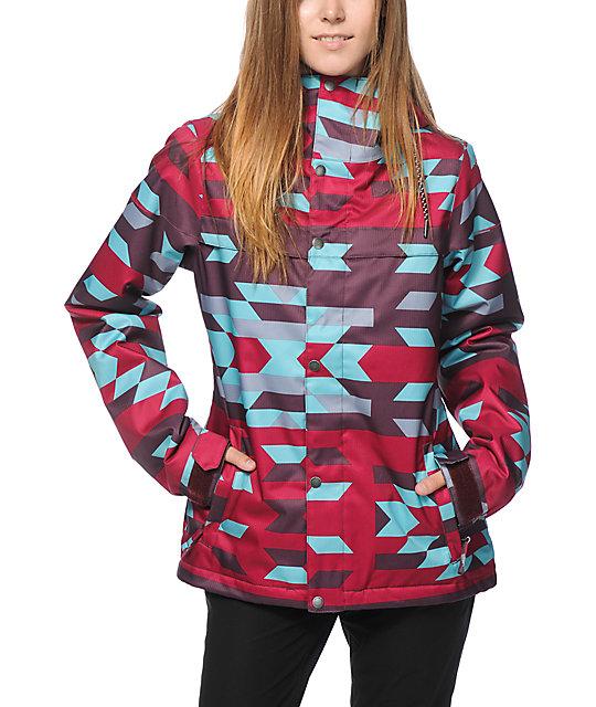 Volcom Bolt 8K Insulated Snowboard Jacket