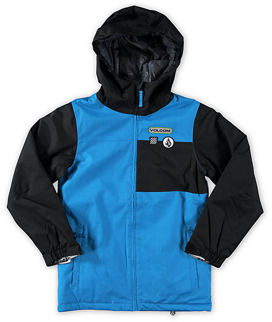 Volcom Boys Aftermath 8k Insulated Snowboard Jacket
