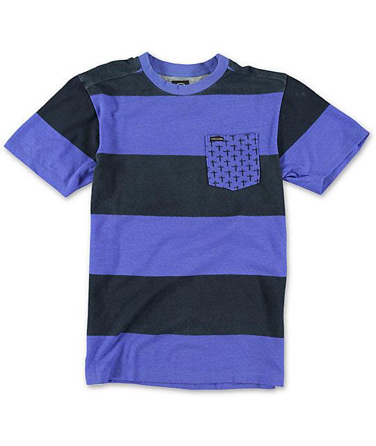 Volcom Boys Deacon Pocket T-Shirt