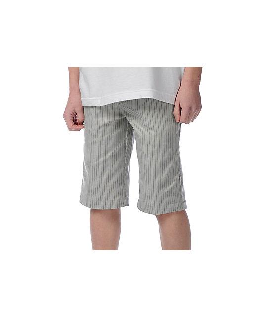 Volcom Boys Frickin Stripe Smoke Shorts