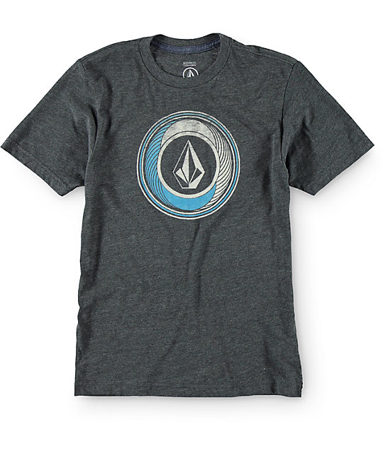 Volcom Boys Sprinkler Stone T-Shirt