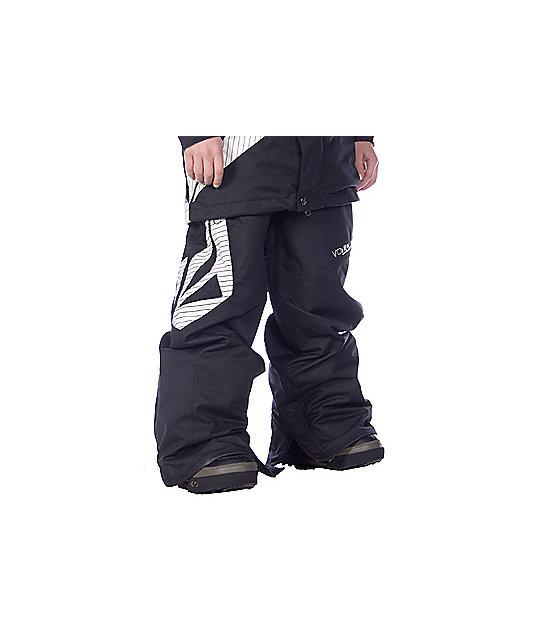 Volcom Boys Stonezip Snowboard Pants