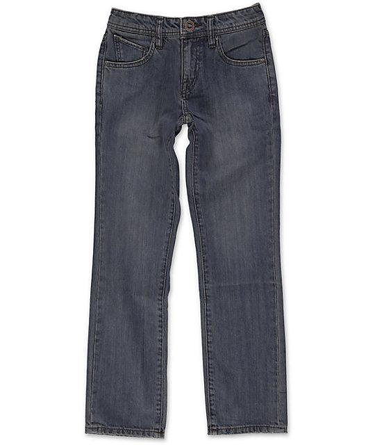 Volcom Boys Vorta LTO Regular Fit Pants