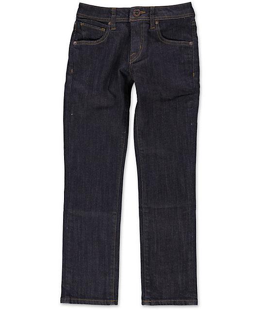 Volcom Boys Vorta Rinse Regular Fit Pants