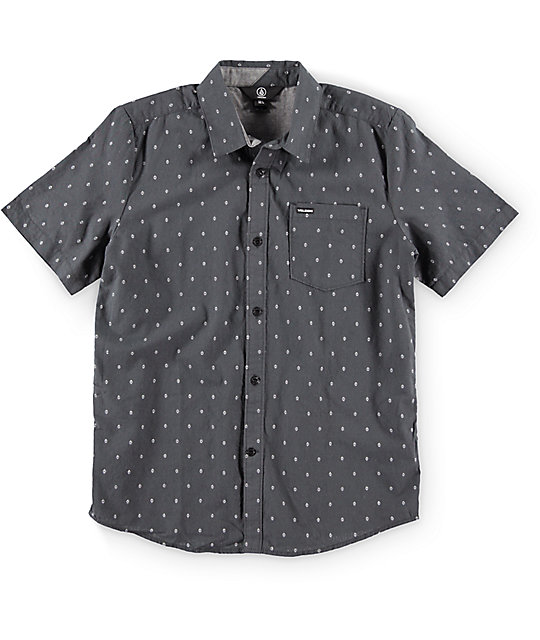 Free shipping BOTH ways on Casual Button Up Shirts, Black, from our vast selection of styles. Fast delivery, and 24/7/ real-person service with a smile. Click or call
