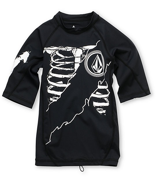Volcom Boys Zombie Rash Guard