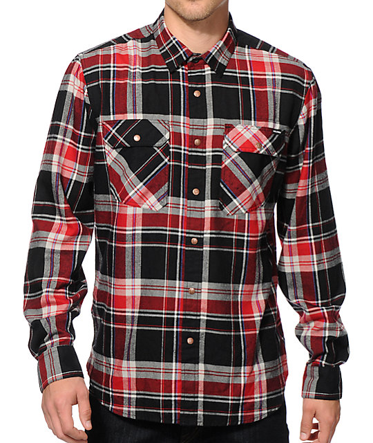 Breakdown Long Sleeve Button Up Shirt