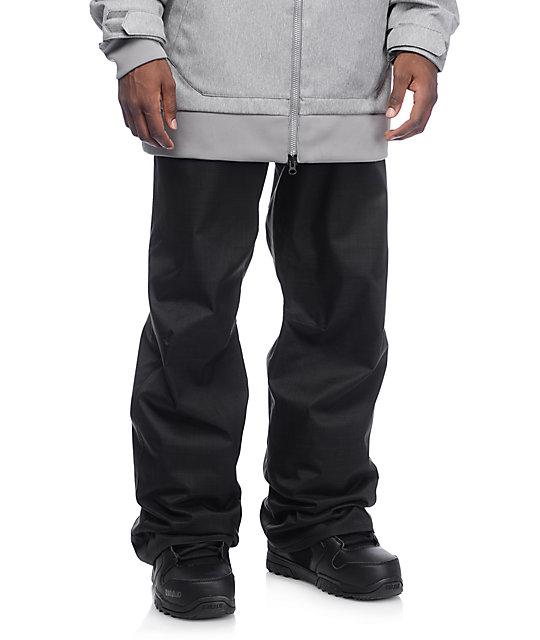 Volcom Carbon Black 8K Snowboard Pants