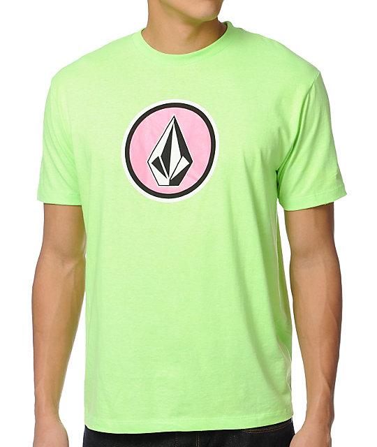 Volcom Cognito Mint T-Shirt