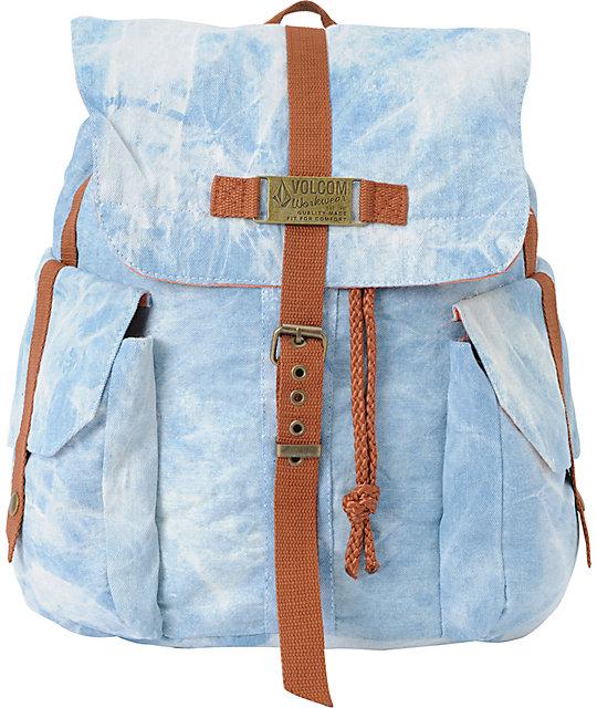 Volcom Copy Kat Rucksack Laptop Backpack