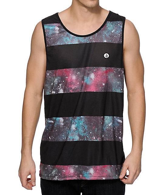 Volcom Cosmic Stripe Tank Top