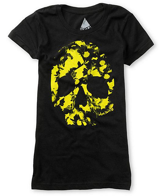 Volcom Dead Sea Black T-Shirt
