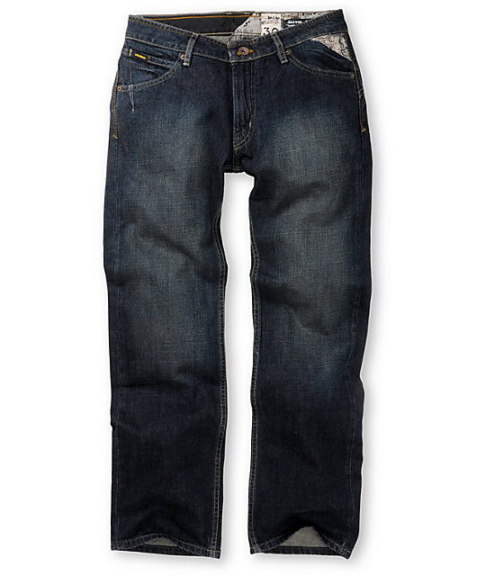 Volcom Enowen Classic Wash Jeans