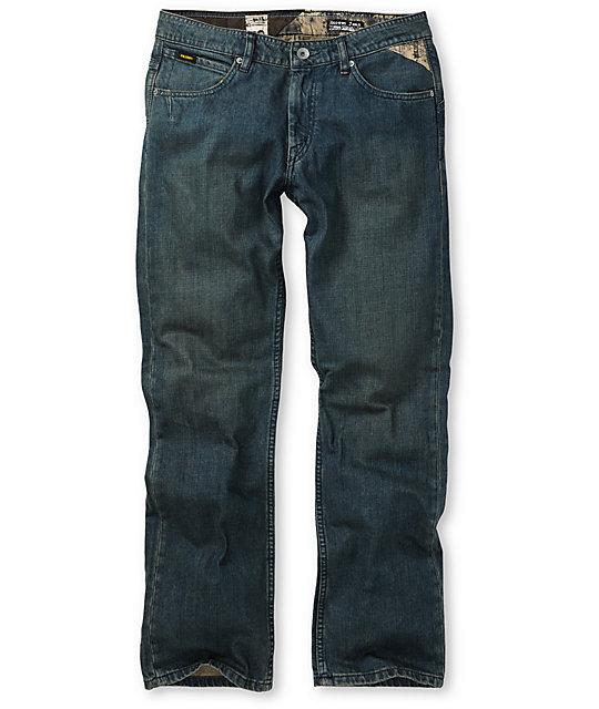 Volcom Enowen La Tinta Wash Jeans