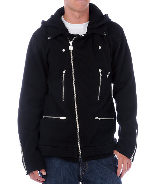 Volcom Ent Black Jacket