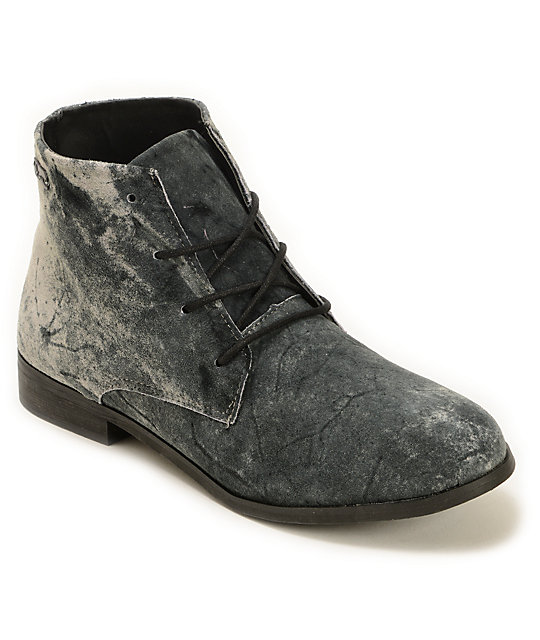 Volcom Exhibition Acid Wash Boots