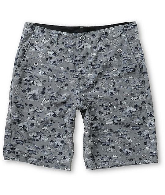 Volcom Frickin V4S Hybrid Shorts
