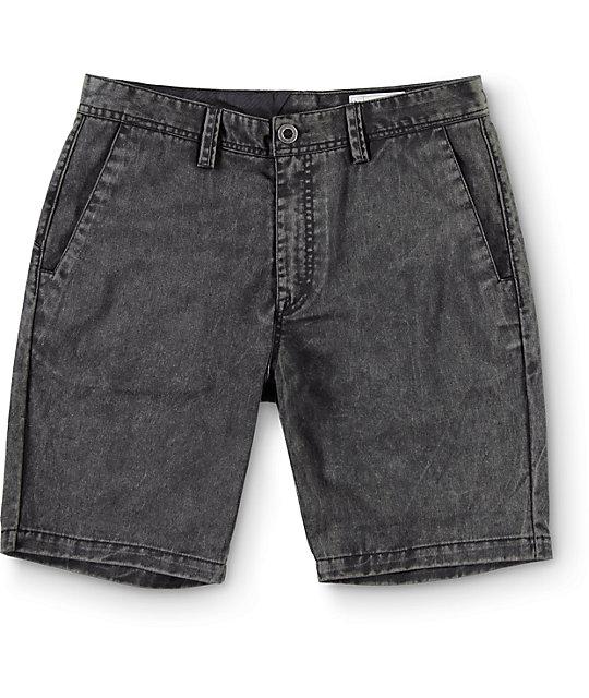 Volcom Frickin Washed Chino Shorts