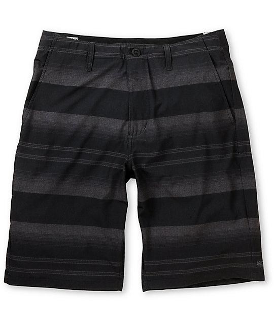 Volcom Fruckin V4S Black Hybrid Shorts