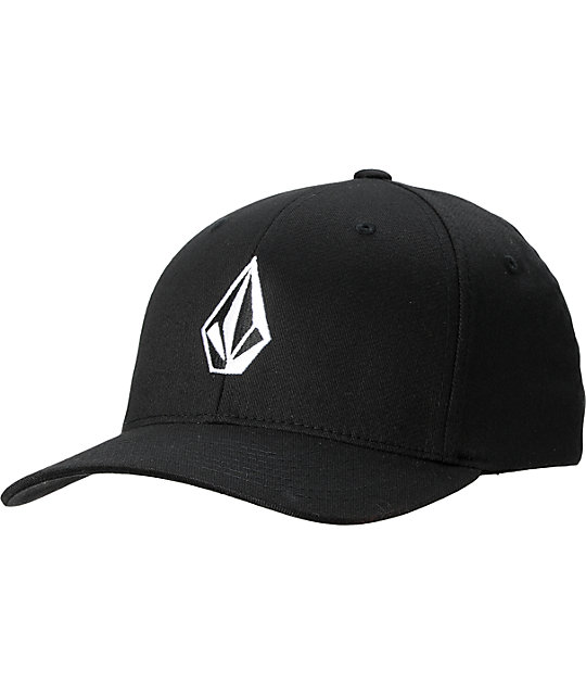 Volcom Full Stone Black Hat