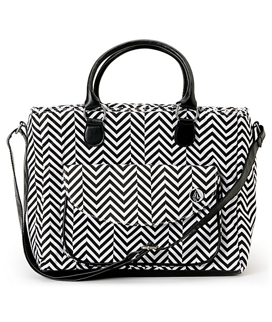 Volcom Girls Block Box Cooler Bag