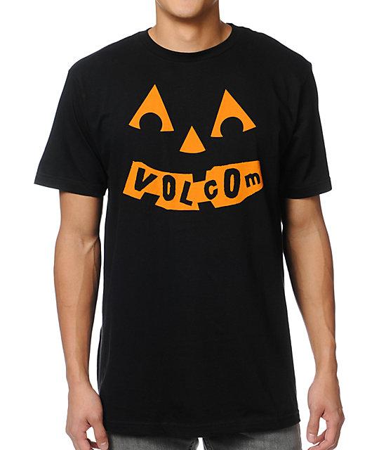 Volcom Jack O Pistol Black T-Shirt