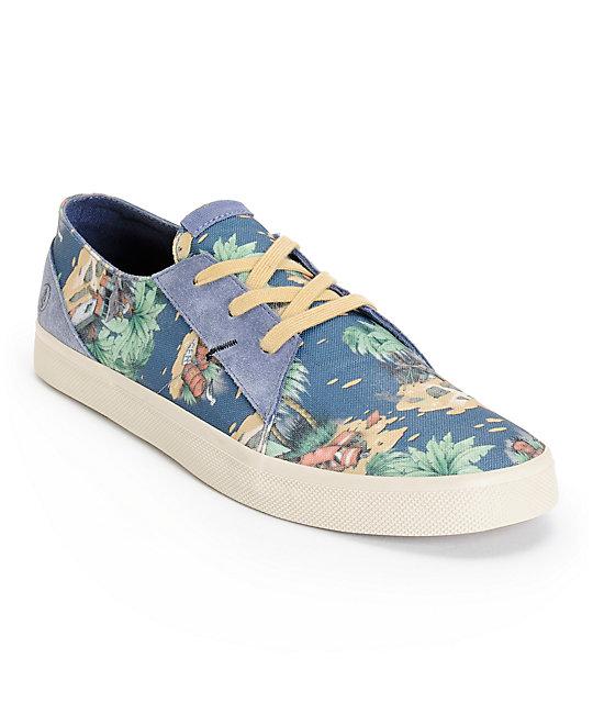 Volcom Lo Fi Tropic Hell Shoes