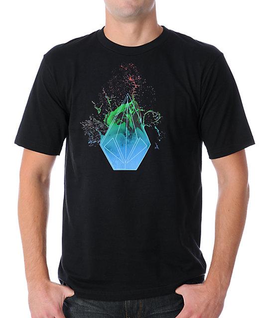 Volcom Milky Black T-Shirt