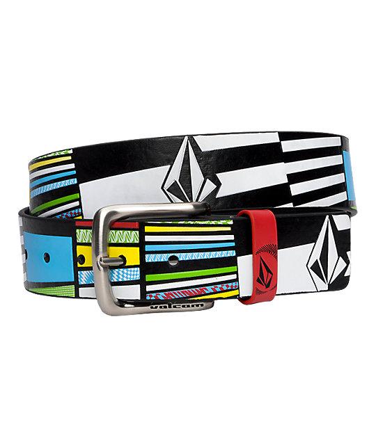 Volcom Mixed Bag Belt