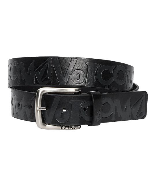 Volcom Mixed Bag Black Belt