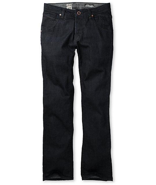 Volcom Nova Dark Wash Regular Jeans