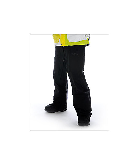 Volcom Propulsion Black Snowboard Pants