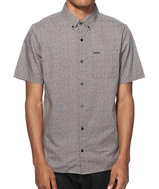 Volcom Pulaski Button Up Shirt
