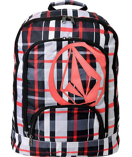 Volcom Schooly Checks Backpack