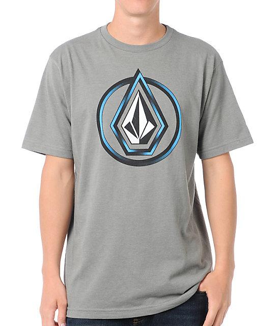 Volcom Stone Spective Grey T-Shirt