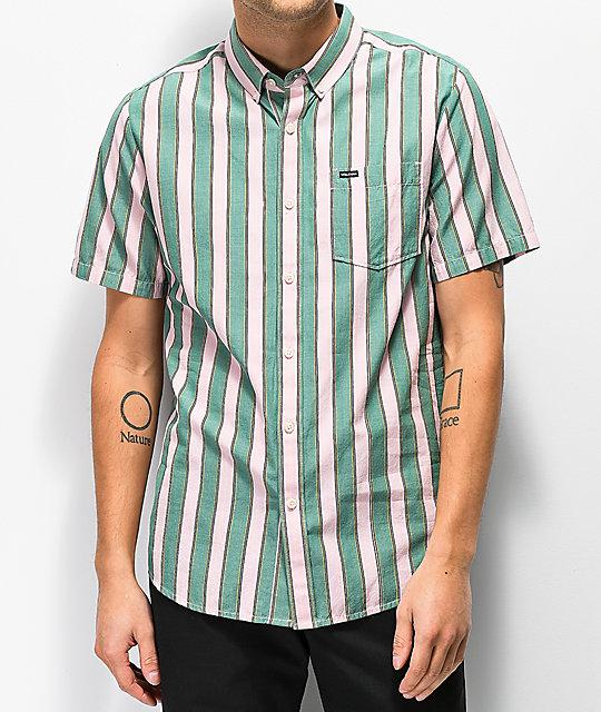 Camisa Stripe De The Volcom Bold Rayas vNnOmPwy80
