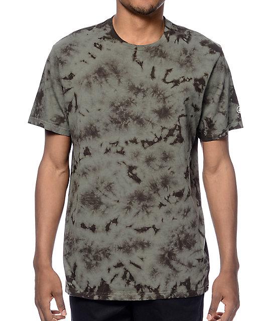 Volcom Tonal Black Wash T-Shirt