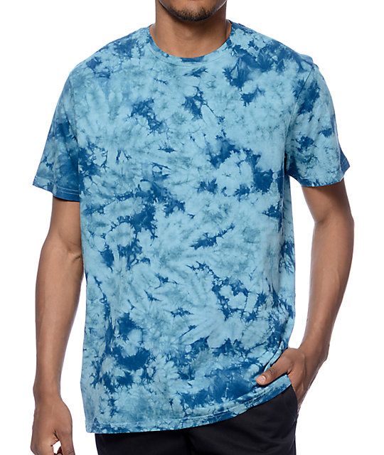 Volcom Tonal Blue Wash T-Shirt