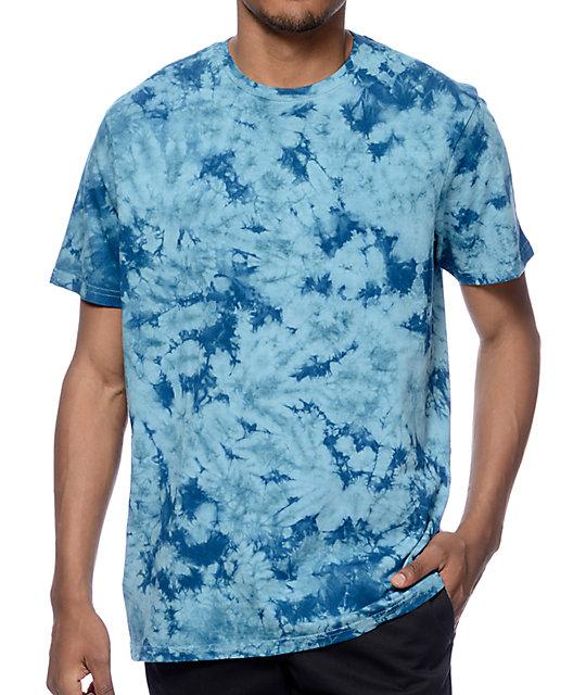 Volcom Tonal Blue Wash T-Shirt