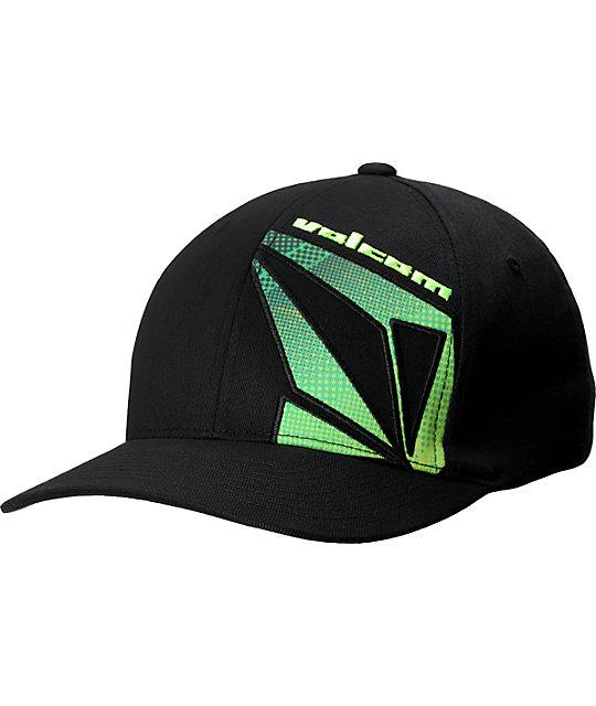 Volcom Transplant Black Hat