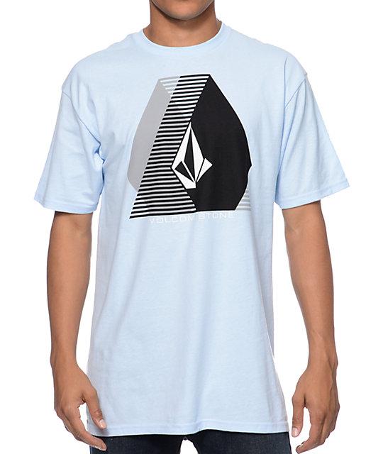 Volcom Try Age Blue T-Shirt