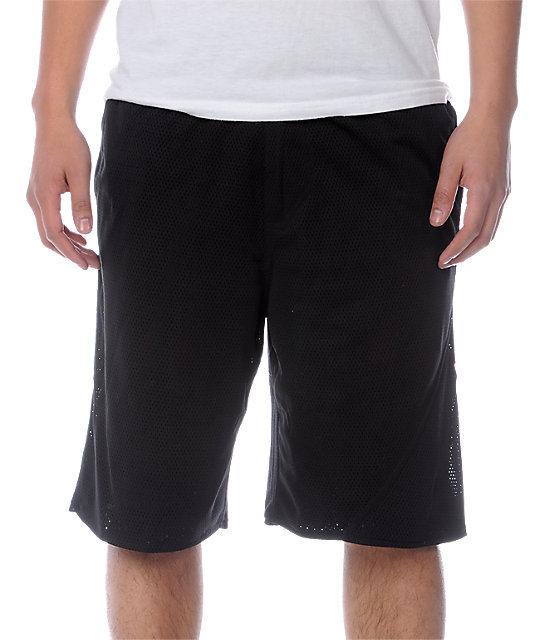 Volcom VB2 Black & White Reversible Shorts