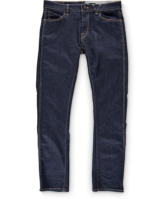 Volcom Vorta Form SBR Slim Fit Jeans