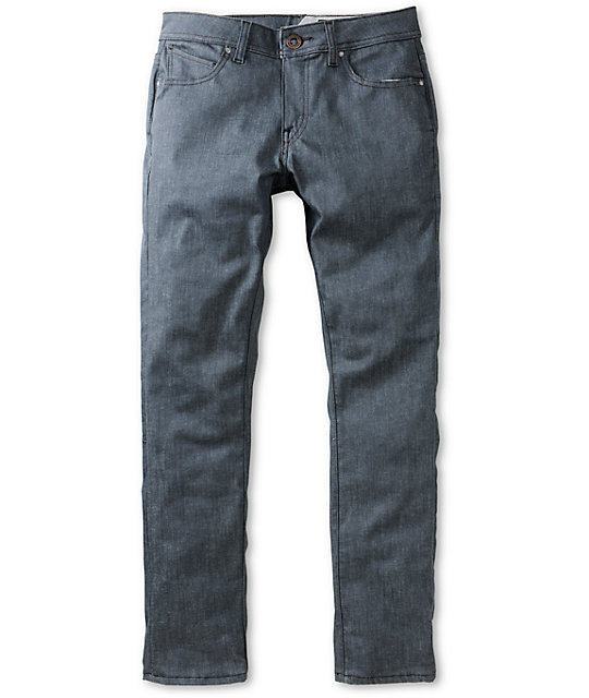 Volcom Vorta S Gene SGR Slim Fit Jeans