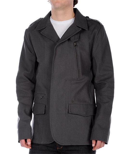 Volcom Zarik Grey Jacket