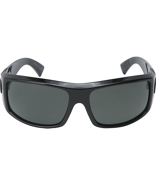 Von Zipper Clutch Black Gloss Sunglasses