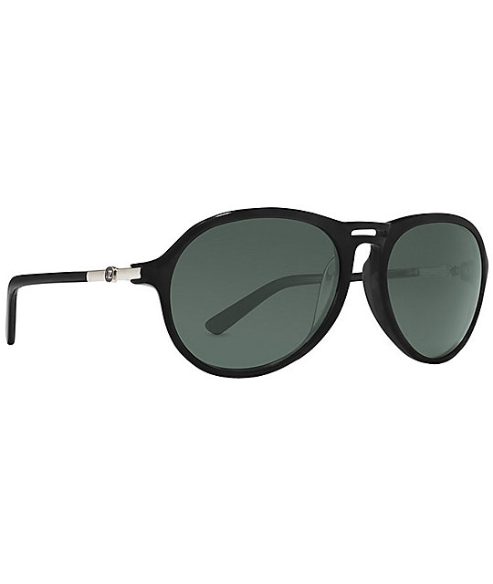 Von Zipper Digby Black Gloss Sunglasses